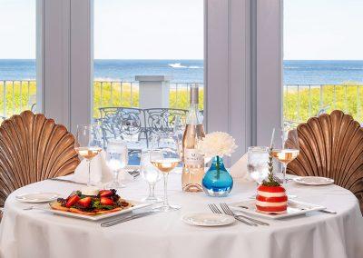 Seashell Dining Room